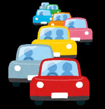 交通量調査 バイト