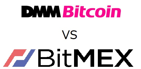 DMM VS BitMEX