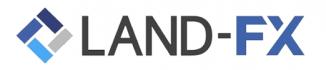 LAND-FX ロゴ