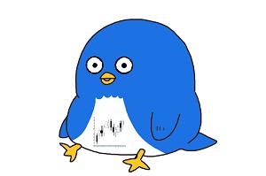 チャートペンギン 自己紹介